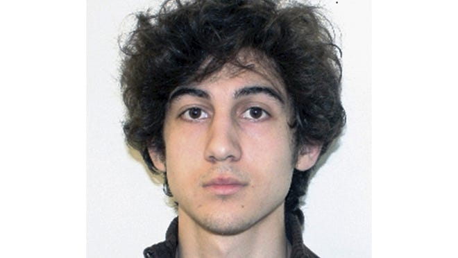 This file photo released April 19, 2013, by the Federal Bureau of Investigation shows Dzhokhar Tsarnaev, convicted and sentenced to death for carrying out the April 15, 2013, Boston Marathon bombing attack that killed three people and injured more than 260. On Friday, a federal appeals court overturned the Boston Marathon bomber's death sentence.