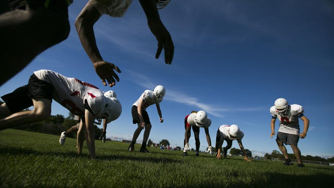 While there will be no helmets and shoulder pads -- or balls or equipment of any kind -- there will be sports teams back out on the field conditioning, now that the IHSA has approved guidelines for a return to action.