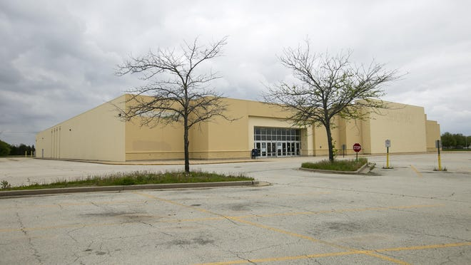 Big Thunder Mall, 1400 Big Thunder Blvd. in Belvidere, is Rock Valley College trustees' preferred site for a proposed Advanced Technology Center.