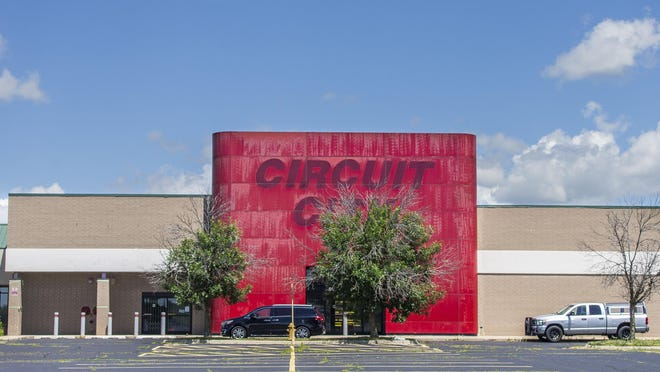First Midwest Group has donated the former Circuit City, seen here at 5460 East State St. on Wednesday, June 24, 2020, in Rockford, as the future home of the permanent Family Peace Center.