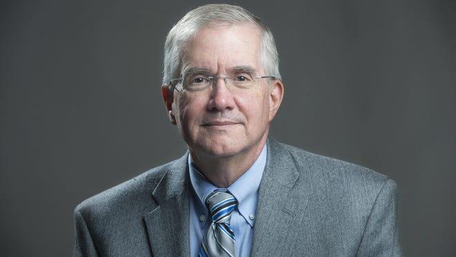 Rockford Register Star Executive Editor Mark Baldwin