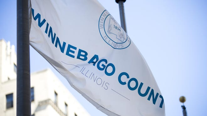 The Winnebago County Board voted 12-8 Thursday to pass a budget that calls for increasing the property tax levy.