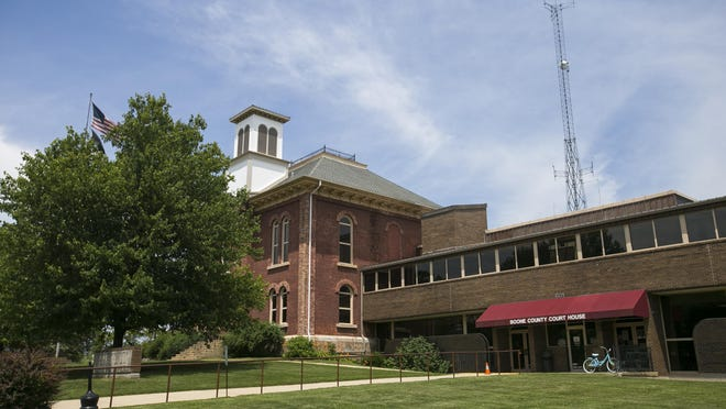 The Boone County Courthouse is located at 601 N. Main St. in Belvidere.