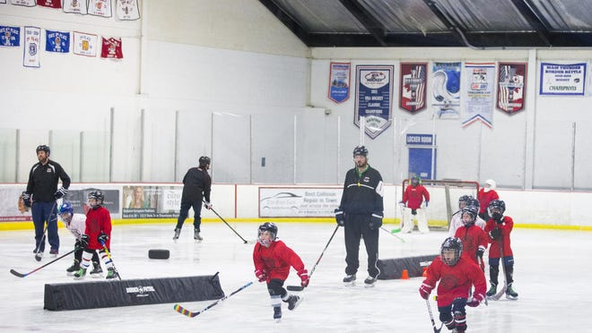 The Rockford Park District has halted plans to close Riverview Ice House, shown on Sept. 22, and instead explore ways to renovate the facility.