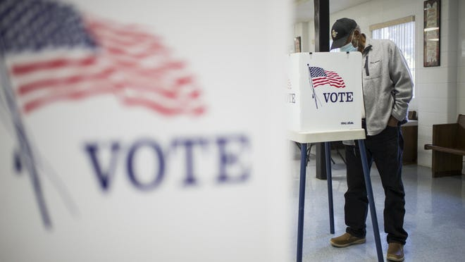 Rockford voters will have the opportunity to vote on a critical road referendum, and those from Wards 5, 7, 11 and 12 also have an aldermanic race on the ballot.