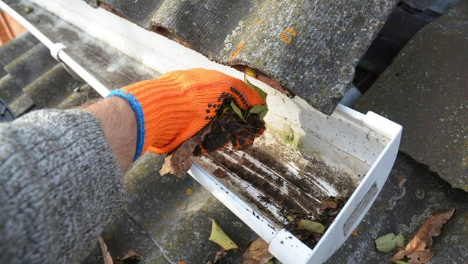 Clean gutters play a vital role in protecting your foundation and basement.