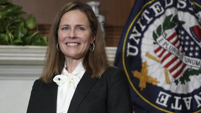Judge Amy Coney Barrett recently joined the U.S. Supreme Court.