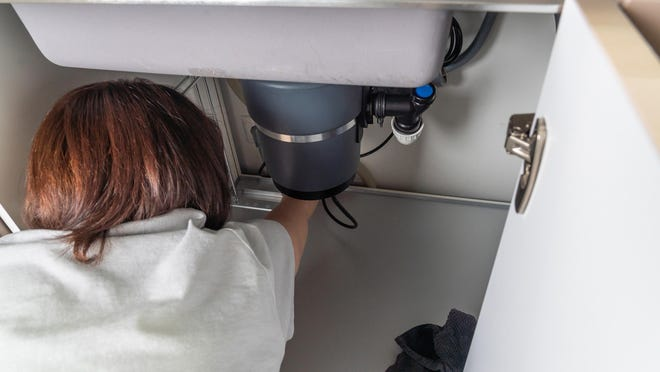 You can replace a garbage disposal as a DIY job, but be aware it's an intermediate-level task not suitable for beginners, and it will take a few hours.