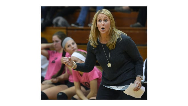 Kim Windham who coached Monroe from 2013-17 has been hired as the new volleyball coach at Airport.