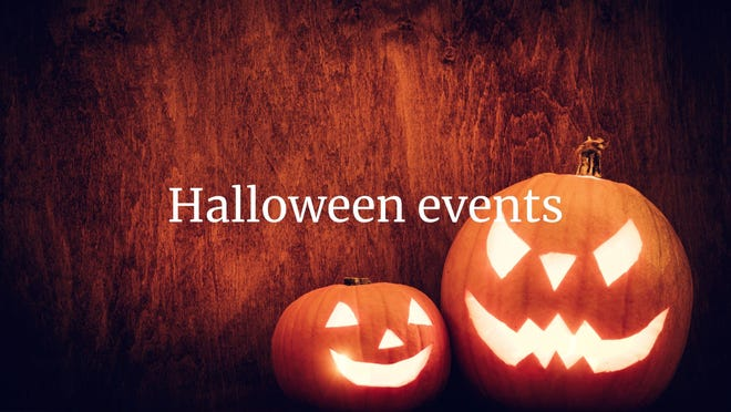 Area groups announced Halloween events to The Monroe News.