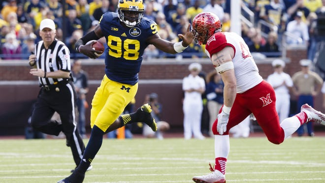 Michigan quarterback Devin Gardner has thrown eight interceptions and just six touchdowns this season.