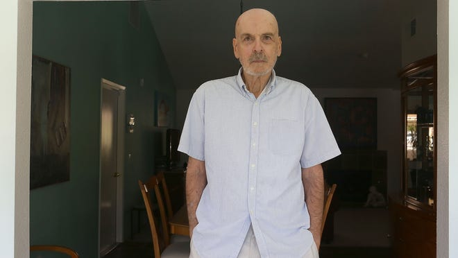 Palm Springs resident Arthur Schein, who's been diagnosed with multiple heart and lung ailments, says he'd rather go out on his own terms than suffer.