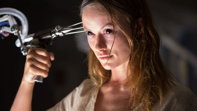 "Olivia Wilde appears in a scene from ""The Lazarus Effect."""