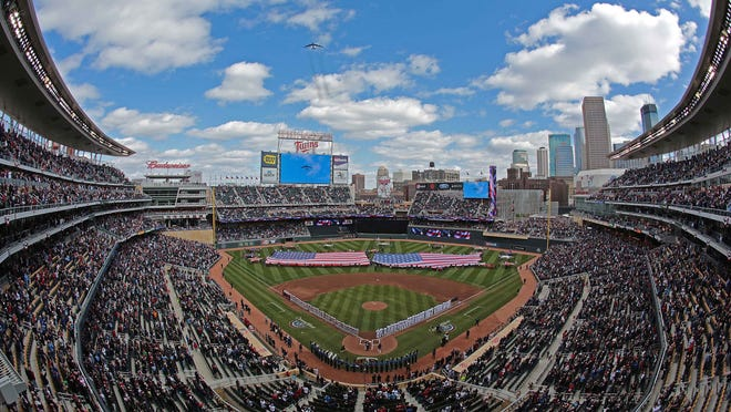 Target Field in Minneapolis could remain empty for much of this summer.