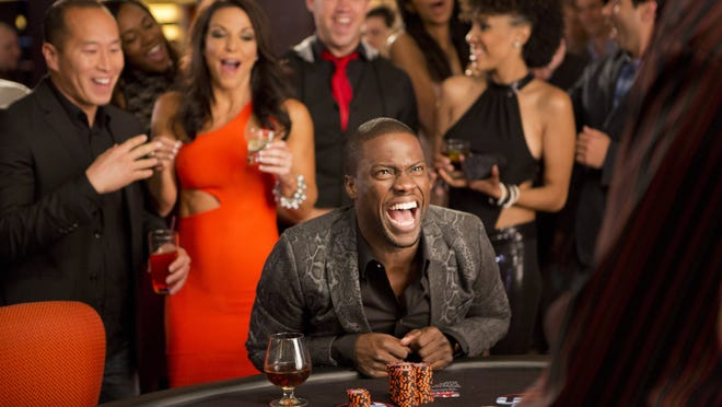 """Cedric (Kevin Hart) in """"Think Like a Man Too."""""""