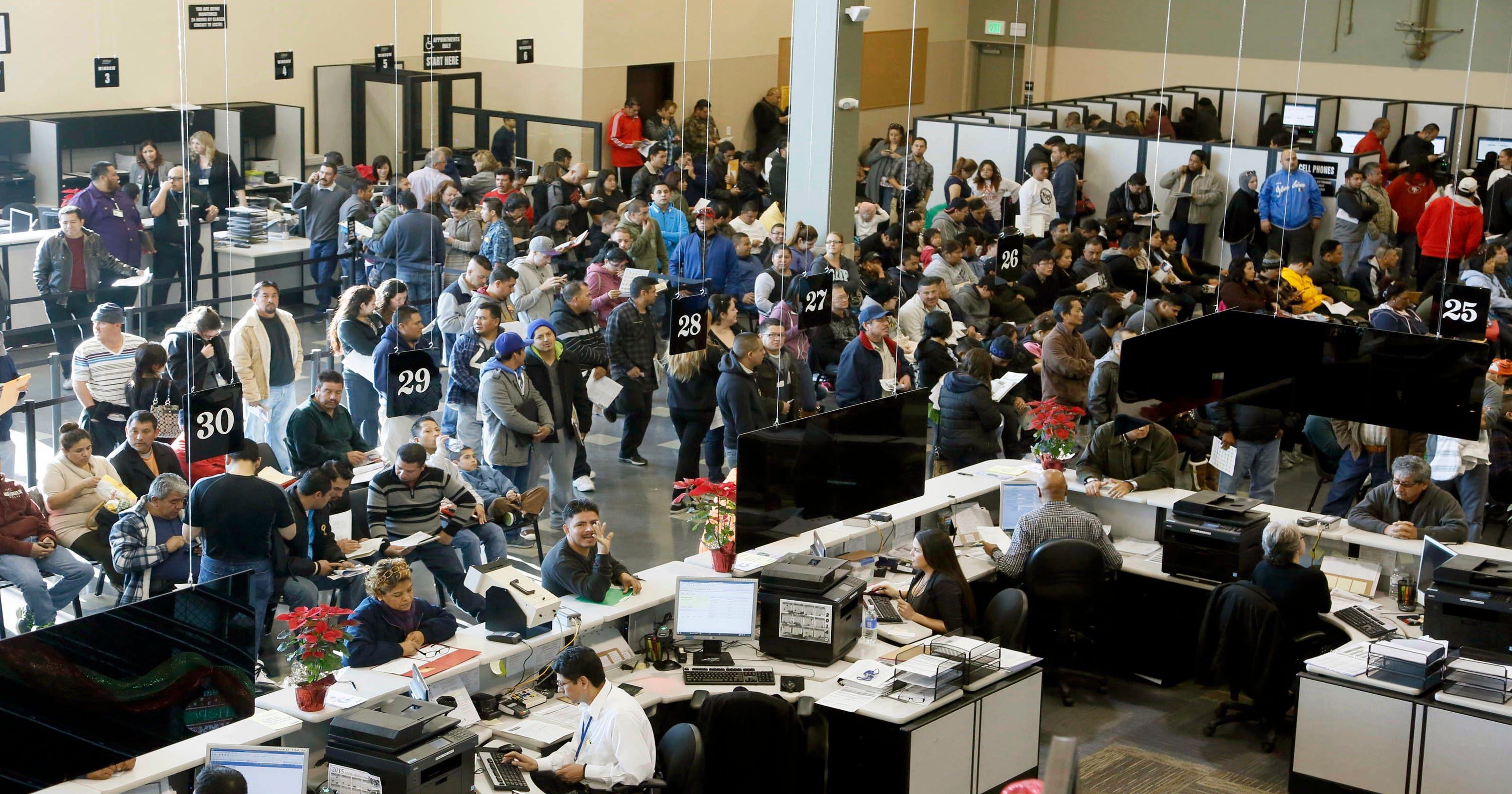 Anger over long DMV wait times in California inspires move