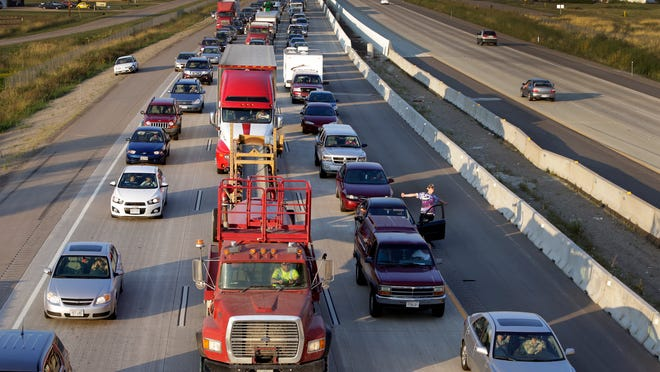 The state Department of Transportation's proposed budget would address a long-term transportation deficit with $751 million in increased taxes and fees.