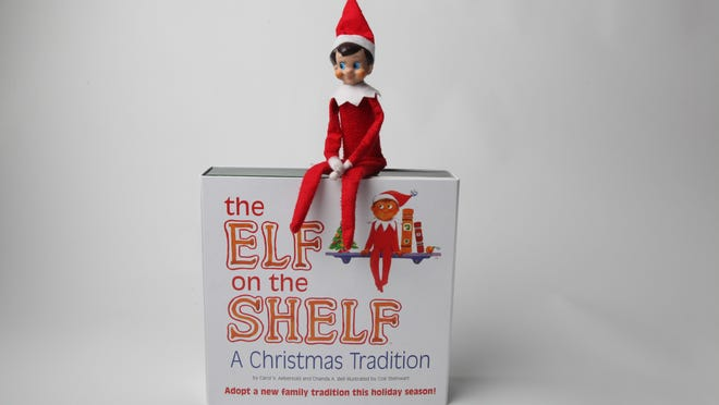 Share your Elf on the Shelf with #lohudelf