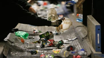 About 7 percent of Tri-County Recycling stream ends up in landfill