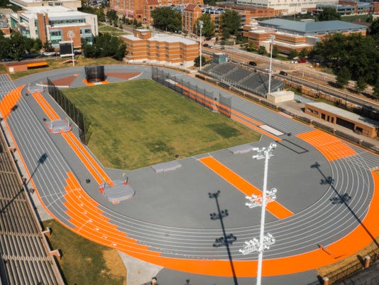 Knoxville, TN - 2016.08.30 Track and Field