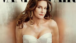 Caitlyn Jenner for Vanity Fair magazine