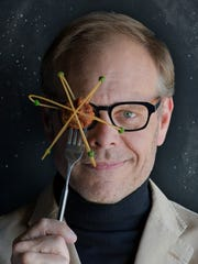 Alton Brown said he came to the New England Culinary