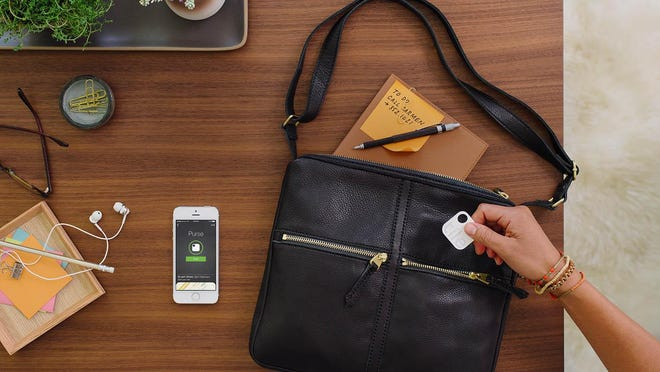 Tile is a tiny Bluetooth 4.0-enabled tracker that helps find your lost items via the Tile app for iOS and Android devices.