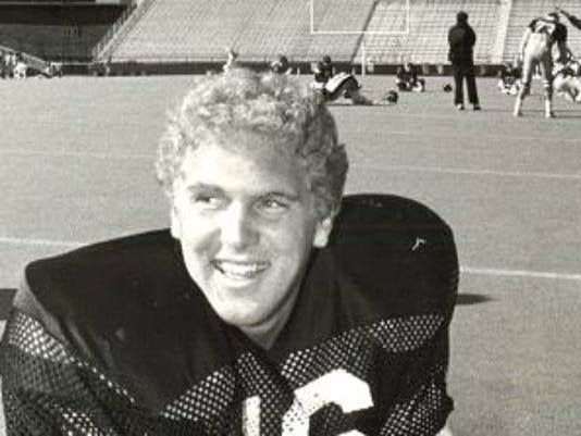 Chuck Long Iowa 1985
