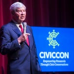 Community conservation starts with Bob Graham at CivicCon