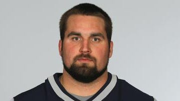 New England Patriots offensive lineman Josh Kline will be in the Super Bowl on Feb. 1.