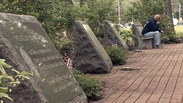 Middletown's WTC Memorial Gardens