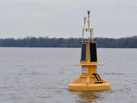 CBF tour of upper Chesapeake Bay