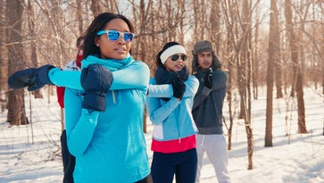 Strategies for staying fit this winter