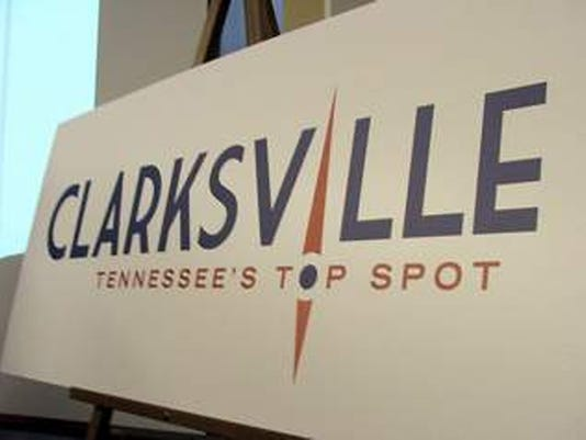Clarksville unveils new marketing logo