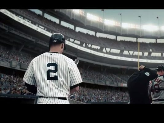 The Derek Jeter ad everyone will be talking about 51496f8c29