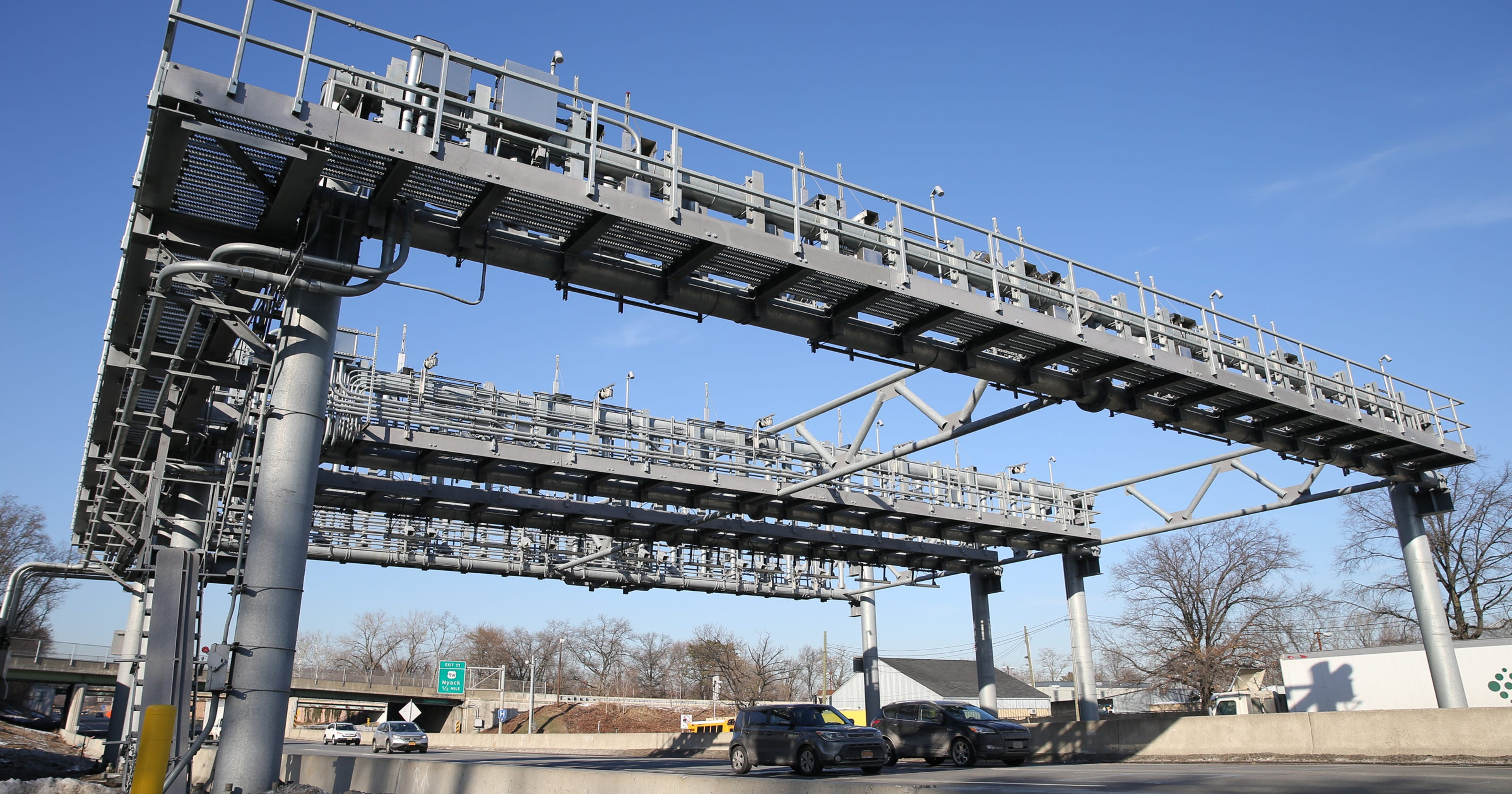 Cashless tolling expansion costs $24 5 million
