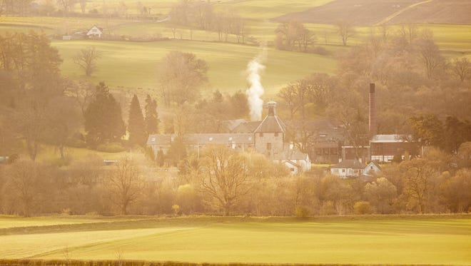 Every year, nearly 34,000 whisky aficionados embark on a scenic 90-minute drive north of Edinburgh to arrive at the spiritual home of Dewar's. This is where the heart malt for the most widely-consumed Scotch in the USA is produced.