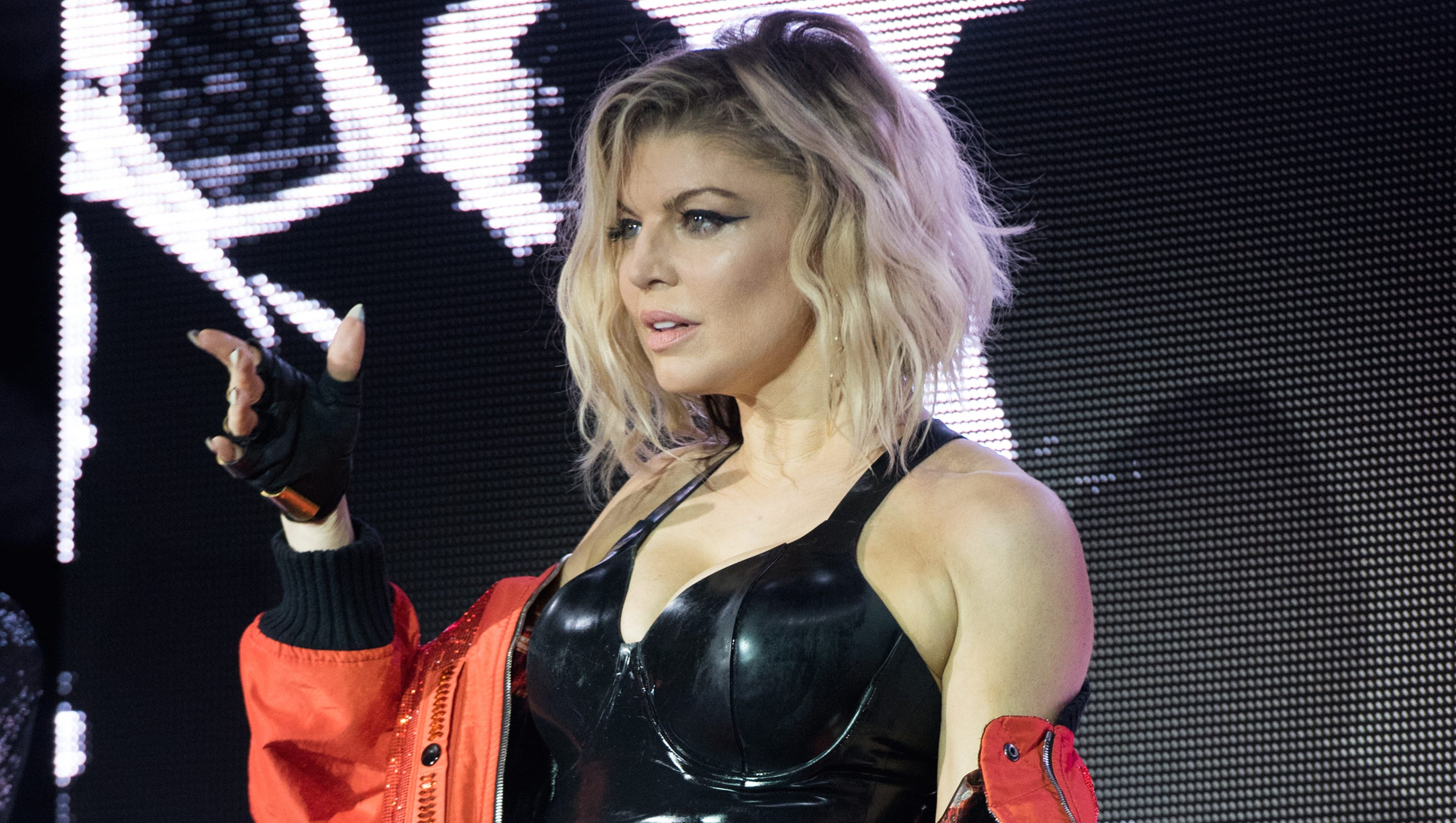fergie drops new 'm.i.l.f.$' video (with an assist from kim k.)
