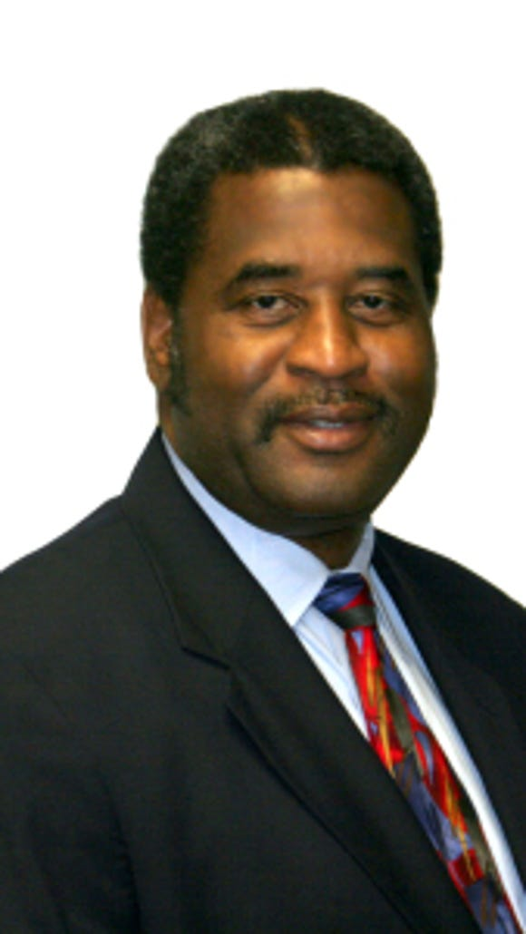 Raymond M. Burse, Interim President of Kentucky State University (KSU photo)