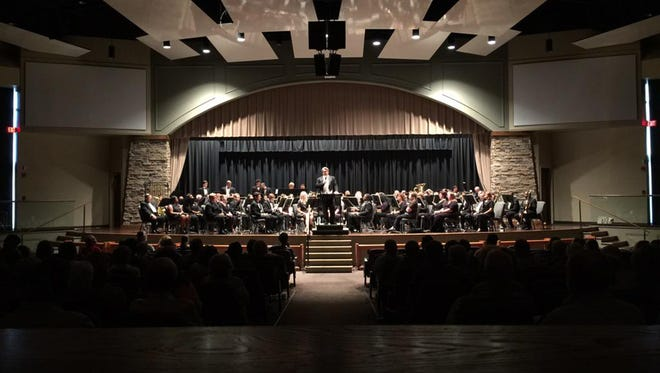 The Capitol Sounds Concert Band entertains at a recent performance.  The group will bring its annual Spring Concert to the River Region on April 14 at 7 p.m. at Frazer church in east Montgomery.