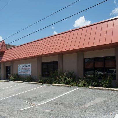 This building on North Davis Hwy could soon be the