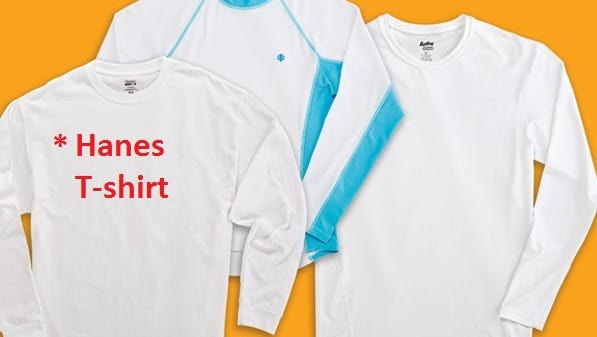 NWT Mott 50 Boy/'s Long Sleeve Active Shirt 2T UPF 50+ White /& Navy Blue