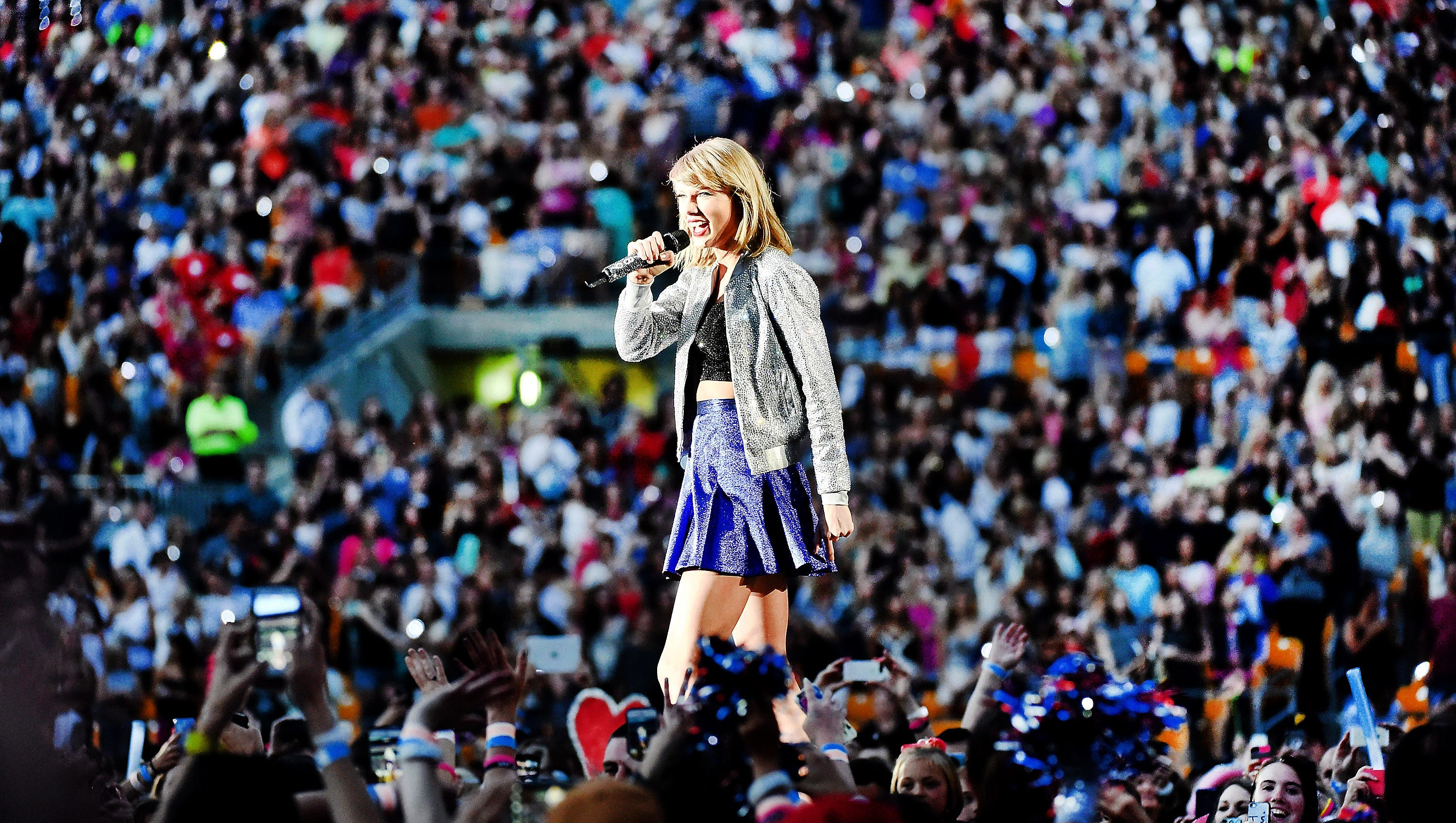 August Concert Guide Taylor Swift Sam Smith