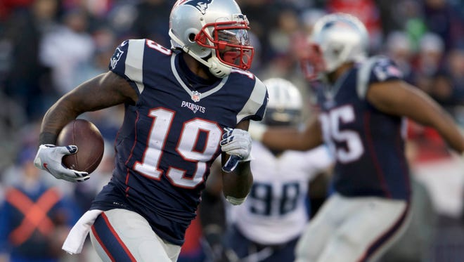 Former Patriots wide receiver Brandon LaFell agreed to terms with Cincinnati on Wednesday according to multiple reports.