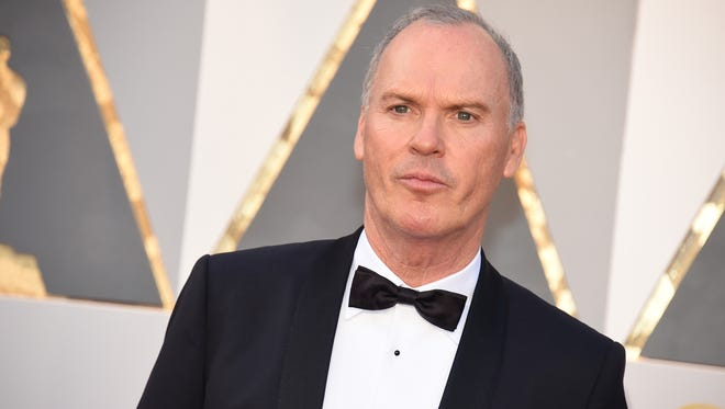 Michael Keaton will receive the Eastman Award at a gala on June 9 at the George Eastman Museum.