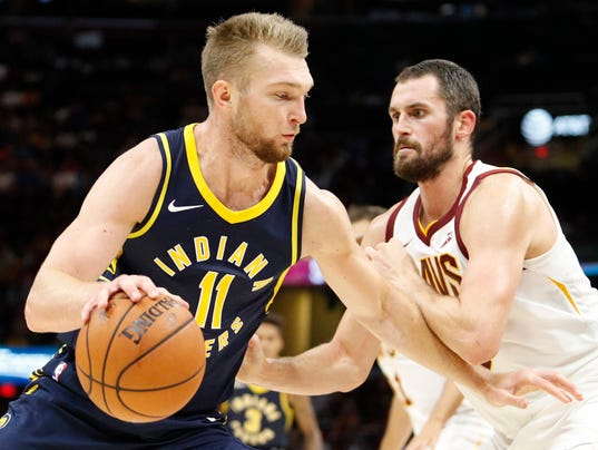Indiana pacers sabonis could be a surprise after a strong preseason nba preseason indiana pacers at cleveland cavaliers voltagebd