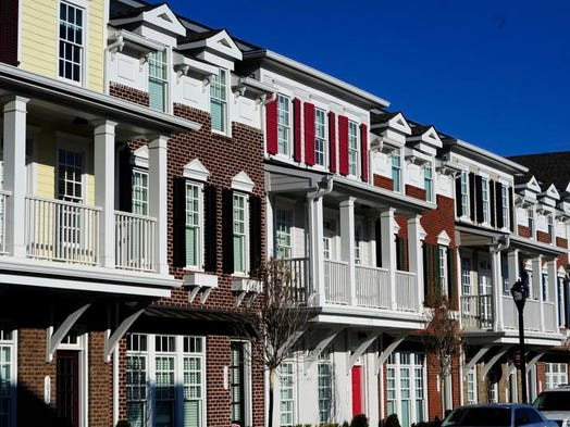 Westhaven Town Center Live/Work Townhomes.