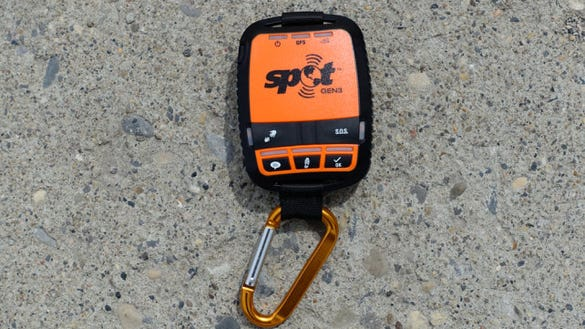 SPOT GEN3 GPS Messenger