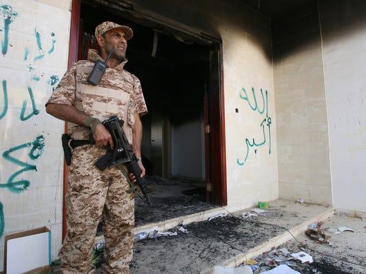 AP Benghazi Attack