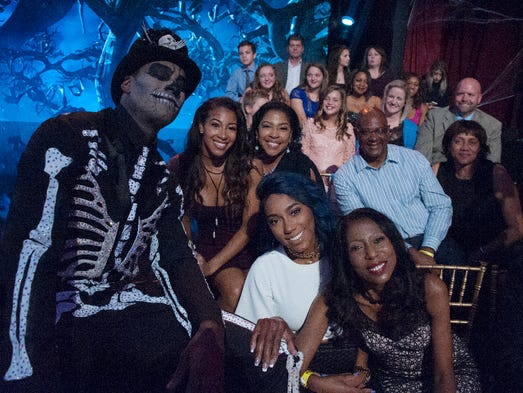 """""""Dancing with the Stars"""" treats viewers to a frightfully"""